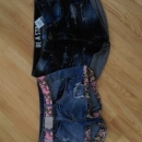 majice, kratke hlače (Zara,H&M...)