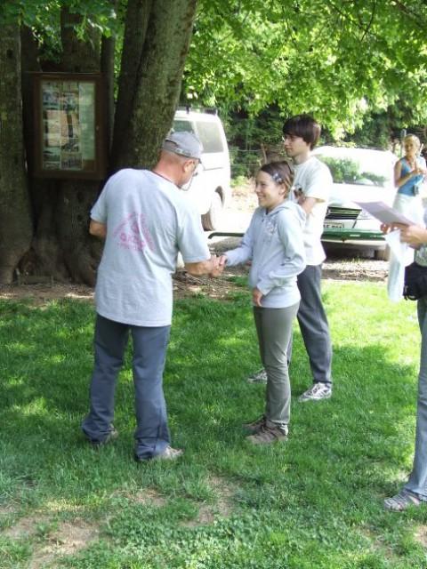 Zaključek spomladanskih tečajev 2009 - foto
