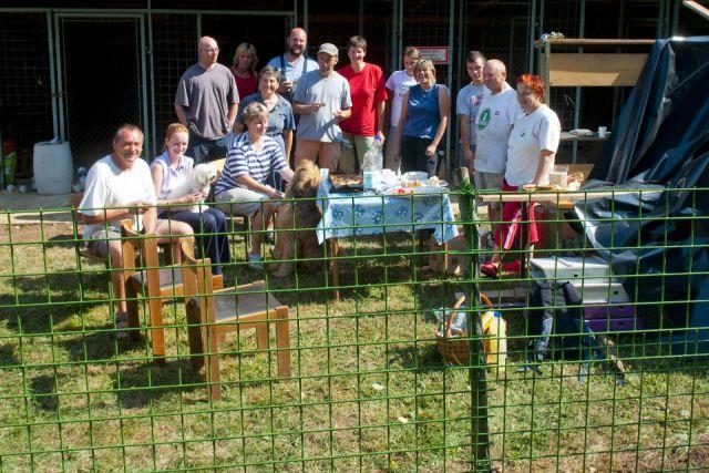 Delovna akcija 2009 - foto