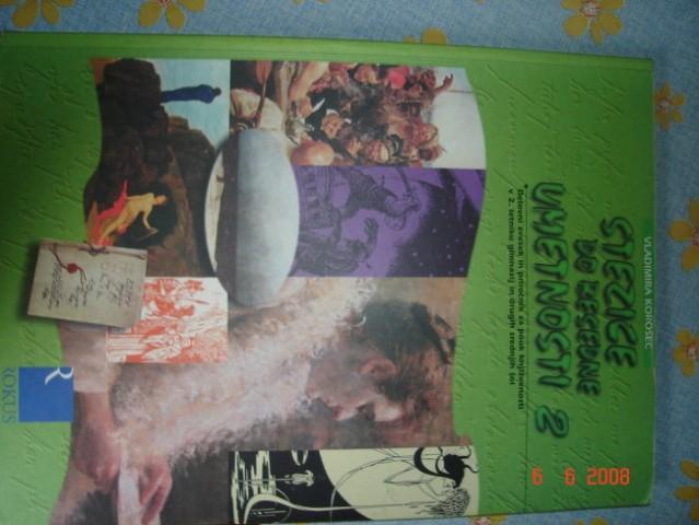 Stezice do besedne umetnosti 2, delovni zvezek za pouk književnosti v 2.letniku gimnazij i