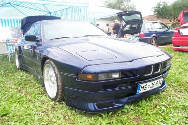 BMW Treff Mureck 2007 - foto