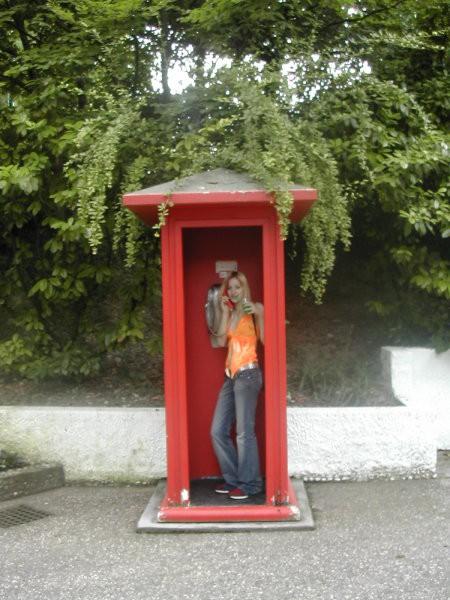 Telefoniram jaz
