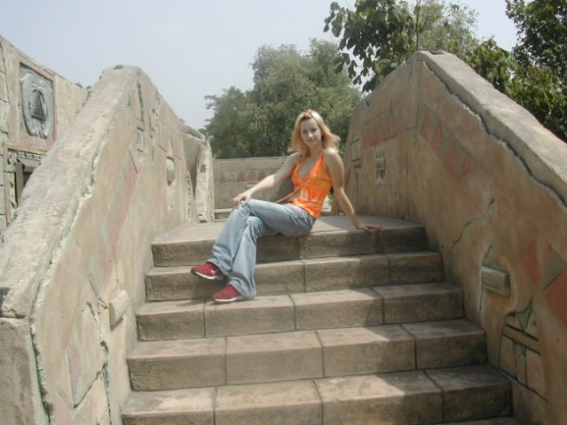 Jaz na stopnicah