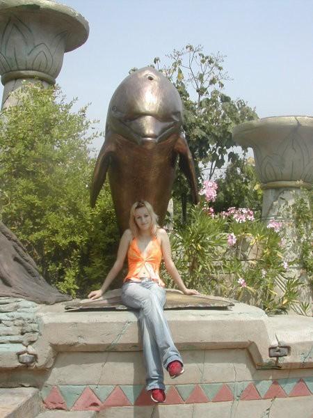 Jaz pa delfinčki