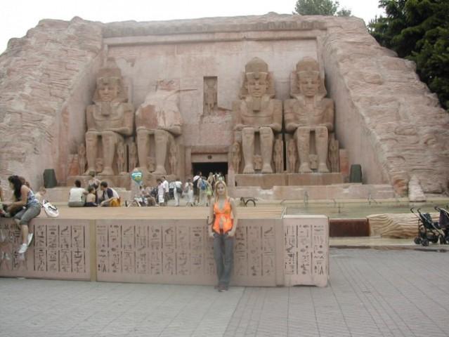 Egipt-sam jaz mokra:)