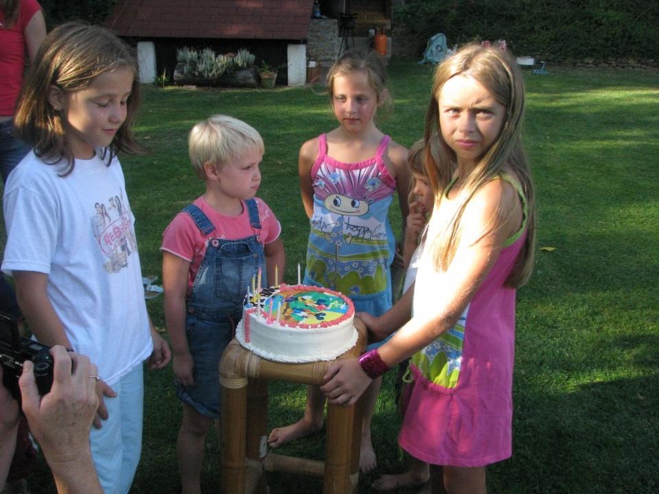 9.2008  Piknik za RD Ane, Danuše in Bojana - foto povečava