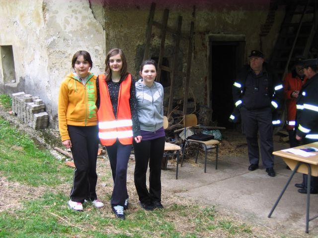 Tekm.mladine v orientaciji Podčetrtek 2010 - foto