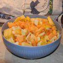 2. Narezano sadje