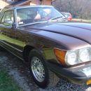 My Ex  Mercedes Benz 380 SLC