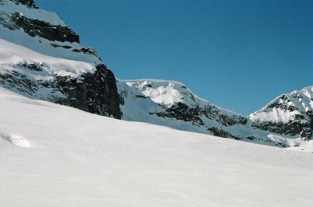 Wedgemount Lake mart 2005 - foto