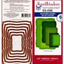 Spellbinders Nestabilities Curved Rectangles