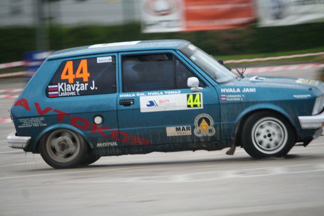 Rally Velenje 2010 I.del - foto