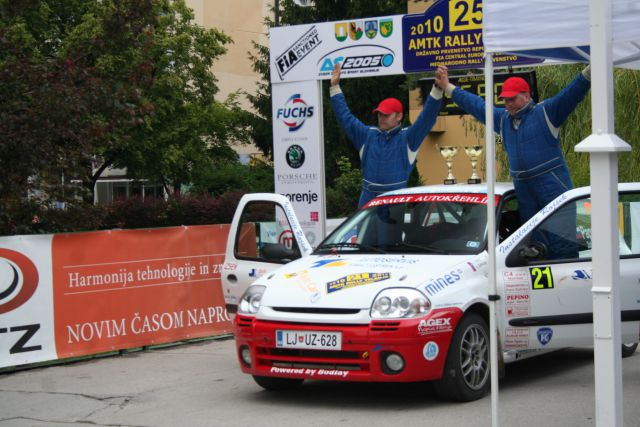 Rally Velenje 2010 II.del - foto