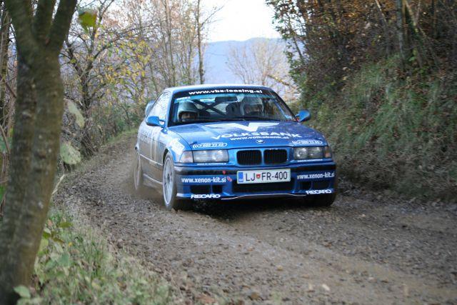 Rally Ajdovščina 2010 3.del - foto