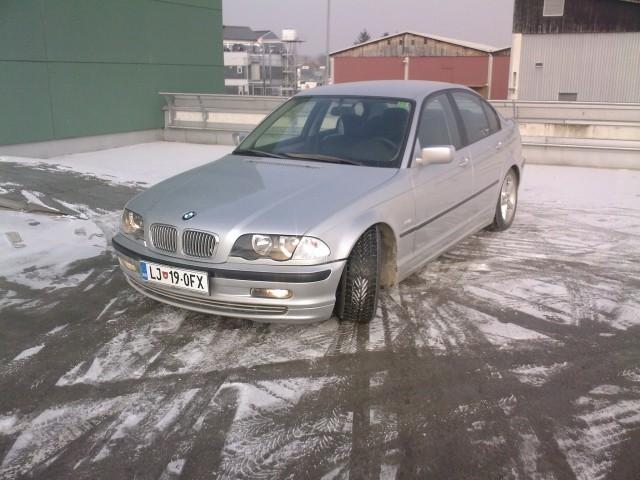 BMW 318i e46 - foto