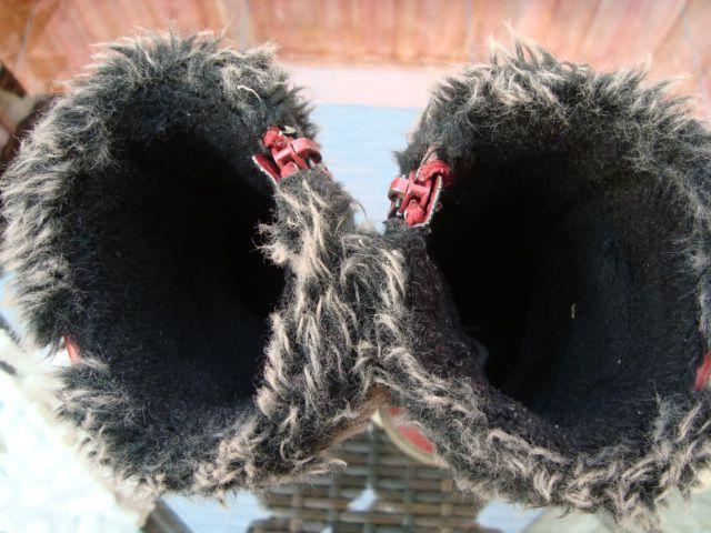Skippy kosmateni škornji, št.30 - foto