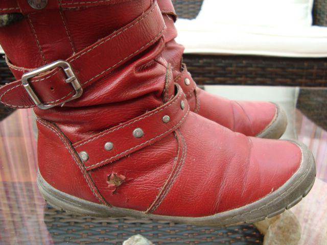 Skippy kosmateni škornji, št.30