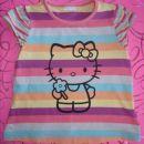 Cherokee Hello Kitty tunika/majčka s kratkimi rokavi, št.98