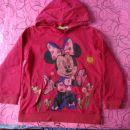 Minnie Mouse kapucar, št. 116/122