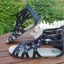 Usnjeni sandali, št. 31