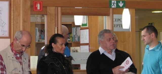 Pohorje-moj hrib zaključek 2008 - foto