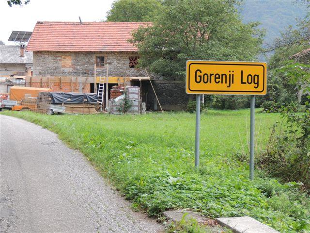 Pohod gorenji log 23.9.2012 - foto