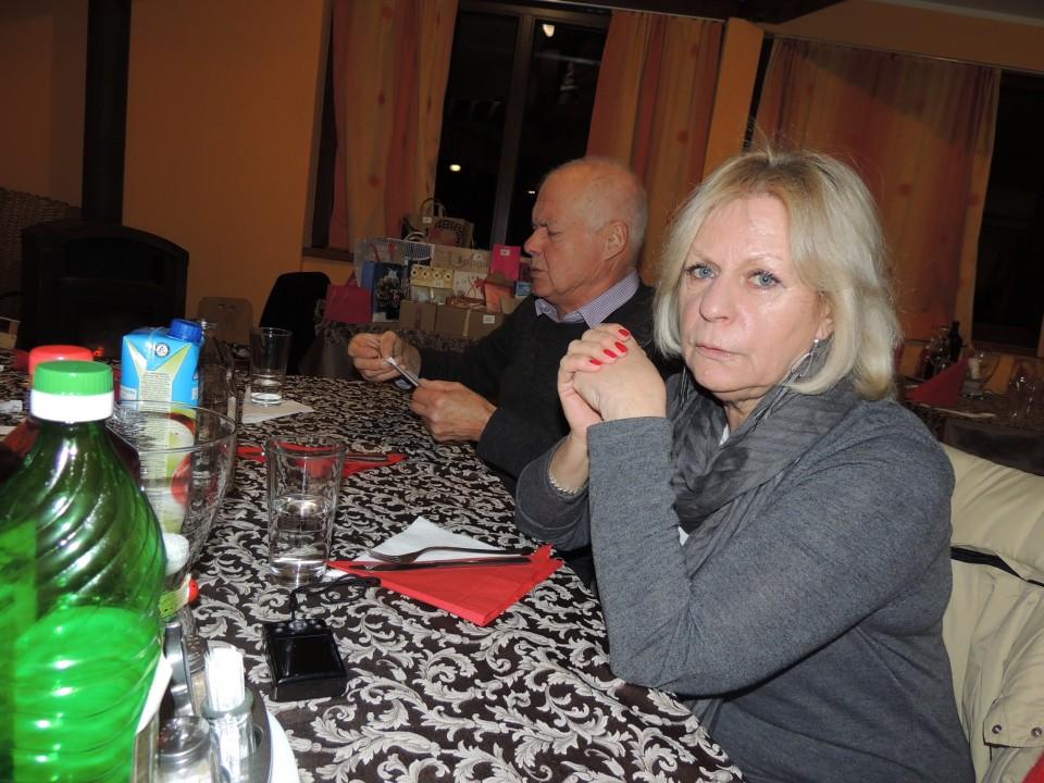 Novoletna večerja KZA Tolmin - Palukču15.12. - foto povečava