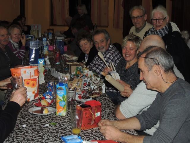 Novoletna večerja KZA Tolmin - Palukču15.12. - foto