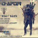 Hard Chapter Cosmic Bday