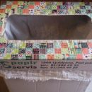 pokrov škatle za papir