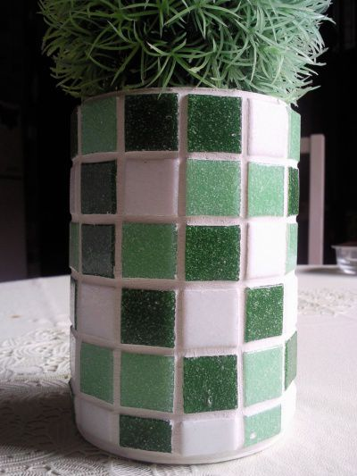 Mozaik lonček (slika 2)