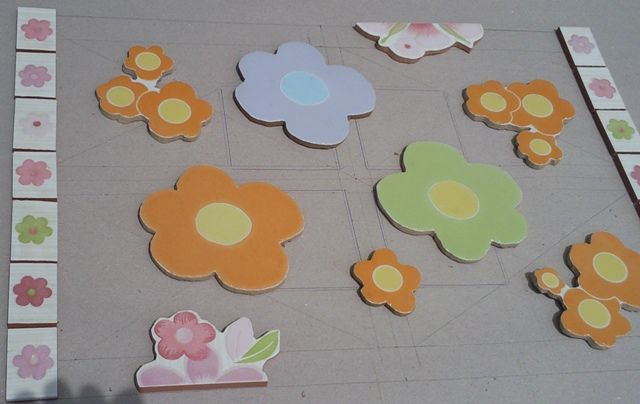 Mozaik mizica (slika 4)