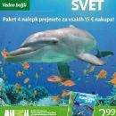 Podvodni svet (Tuš)