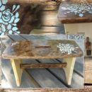 lesena pručka Klasik