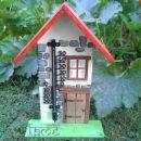 hiška s termometrom-ODDANA