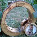 ogledalo Votlo deblo