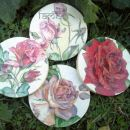 komplet podstavkov Vrtnice