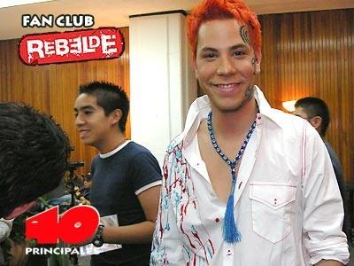 CHRISTIAN CHAVEZ - GIOVANNI MENDEZ - foto
