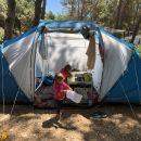 Družinski šotor Quechua Arpenaz family 4.2.