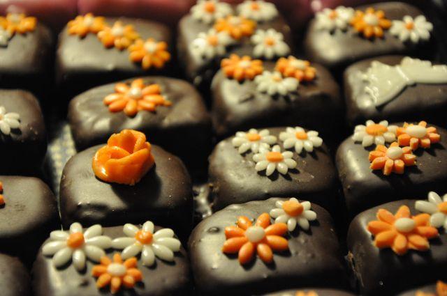 Mini kostanjeve tortice