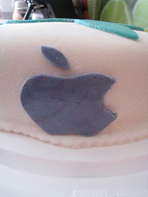 Naš prvi 'jabuk'