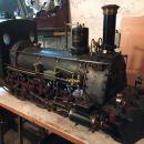 Stara lokomotiva na paro