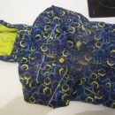 Modra bunda za fantka št 92/98; KIK; 7 EUR