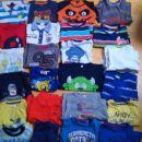 Oblačila za fantka, 4 leta, št. 104, 20 EUR