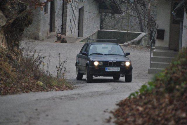 After silvestrovanje BMW Dolenjska - 2.1.2016 - foto