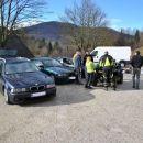 BMW Dolenjska - Mirna gora 4.2.2017