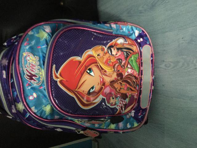 Winx šolska torba - foto
