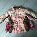 Zimska oblačila za deklico