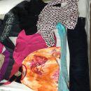 Komplet oblačil za deklico vel. 152