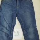 kavbojke, jeans hlače št. 98 2€
